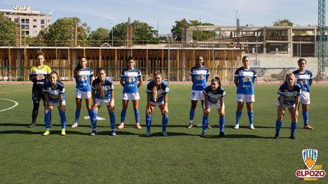 Derrota del Alhama Féminas (1-0) en su visita a Granada
