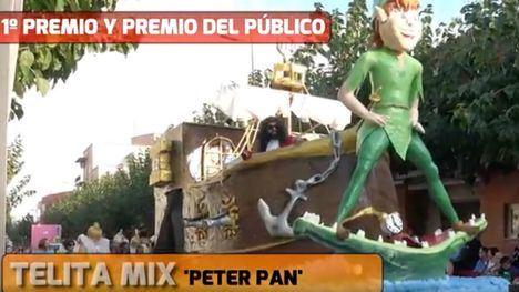 VÍDEO Recordando la Feria de Alhama: Desfile de Carrozas