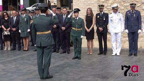 VÍDEO Celebrando el Pilar, Patrona de la Guardia Civil 2019