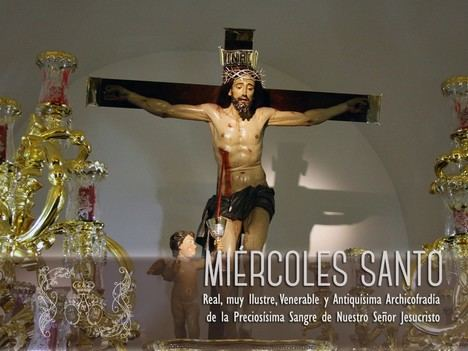 El Amor de Alhama acompañará al Cristo de la Sangre en Murcia