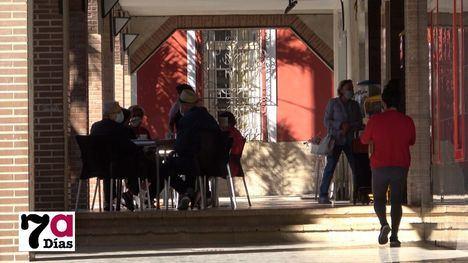 VÍDEO El Ayuntamiento estudia eximir la tasa de terrazas a hosteleros