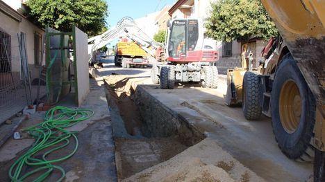 V/F Las obras en el Barrio finalizarán a principios de 2021