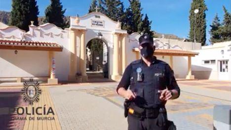 VÍDEO La Policía Local explica el dispositivo especial de T. los Santos
