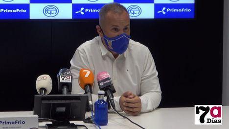 VÍD. El Alhama CF se enfrenta al Tenerife sin público definitivamente