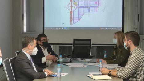 Industrialhama pone a la venta más parcelas del polígono