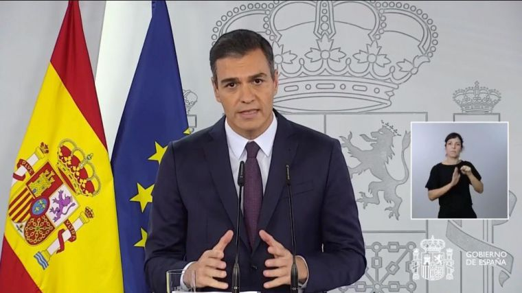 Pedro Sánchez, sobre el Covid19: 'La situación es grave'