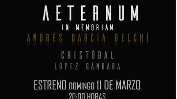 Cartel del concierto que se celebrará el día 11 en la parroquia de San Lázaro.