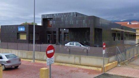 El Centro de Salud de Librilla, cerrado por contagios