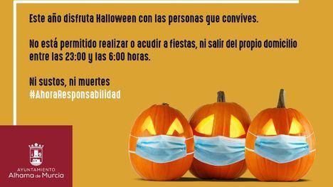 Sin sustos ni muertes: Dos planes para hacer trato en Halloween