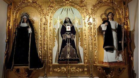 La Cofrafía de San Juan Evangelista, de luto por Todos los Santos