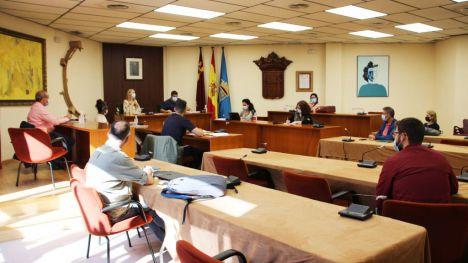 La Junta de Gobierno aprueba más ayudas a pymes de Alhama