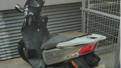 La Policía Local detiene a dos menores en una motocicleta robada