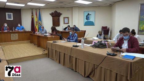 El PSOE critica al PP por no apoyar a la hostelería en el pleno