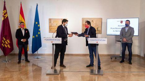 37 millones para ayudar a 8.000 hosteleros de la Región
