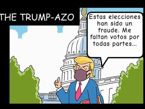 Las cuentas y el recuento de Trump
