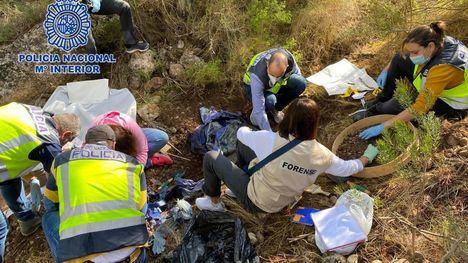 V/F Tres detenidos en Yecla por la muerte de un joven desaparecido