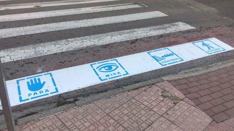 Alhama ya cuenta con pasos de peatones inclusivos