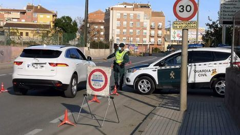 Guardia Civil y CNP desplegarán 1.000 controles este finde