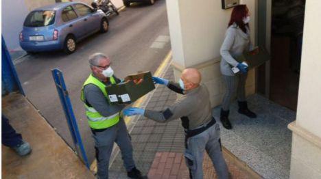 El Ayuntamiento amplía la ayuda a 'Un poco es mucho'