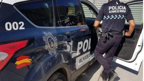 Detenido en Alhama por conducir triplicando la tasa de alcohol
