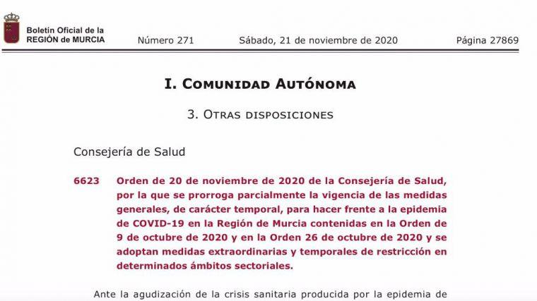 10 municipios de la Región inician ya la desescalada