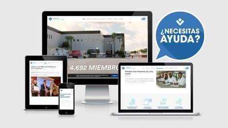 La Fundación de Trabajadores de ElPozo estrena web