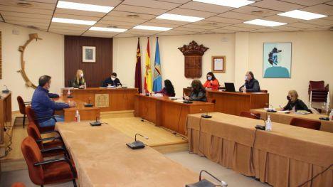 Obras, educación y urbanismo, en la Junta de Gobierno