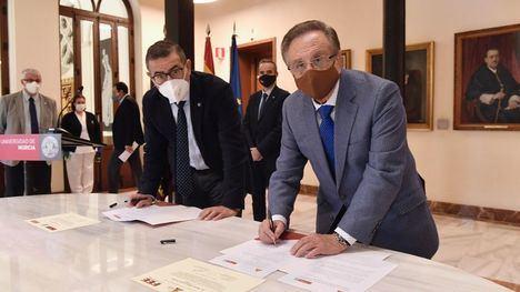 Grupo Fuertes y la UMU renuevan la Cátedra de Excelencia Empresarial