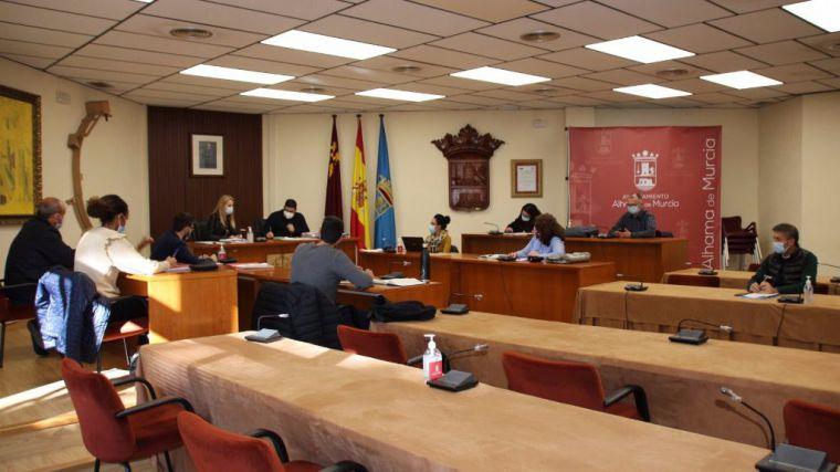 Alhama aprueba más ayudas Covid19 a negocios locales
