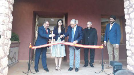 El Hotel Jardines de La Santa de Totana reabre tras su renovación
