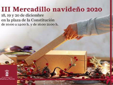 VÍDEO El próximo 18 de diciembre llega el Mercadillo Navideño