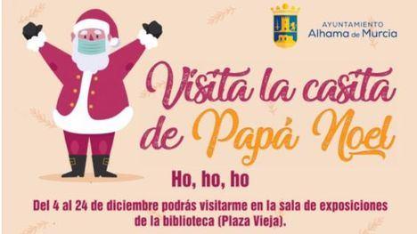 Más días y horas para ir a ver a Papá Noel a Plaza Vieja