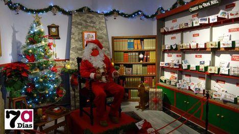 VÍDEO Papá Noel en Alhama, con licencia para repartir regalos