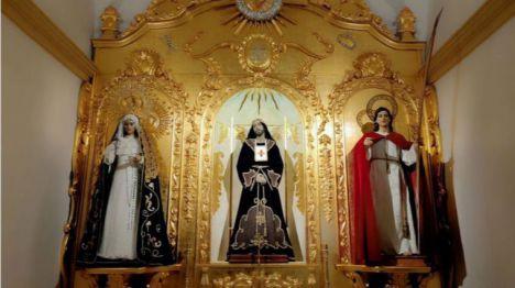 El Paso Blanco convoca los cultos en honor a sus Titulares