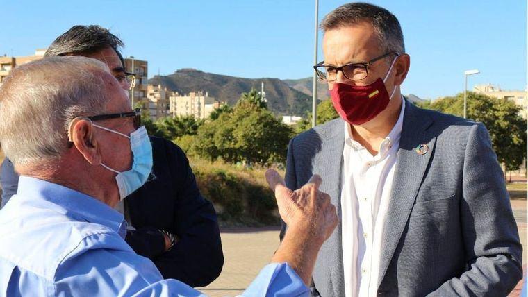 La Región necesita más políticos como Diego Conesa