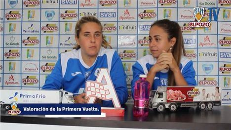 VÍD. El Alhama CF afronta con confianza el partido en Almassora