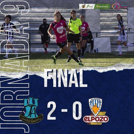 El Alhama CF ElPozo cae ante el Joventut Almassora (2-0)