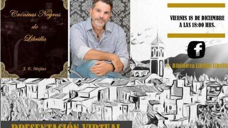 Mejías presenta su libro sobre la crónica negra de Librilla