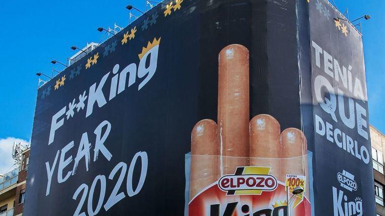 eLPOZO KING manda un mensaje de despedida al 2020