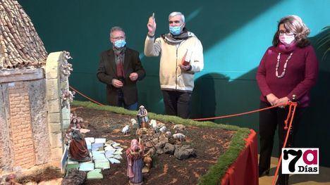 VÍD. El Belén Municipal espera a los alhameños estas navidades