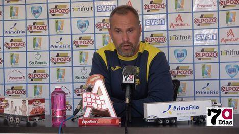 VÍD. El Alhama CF ElPozo viaja este fin de semana a Tenerife