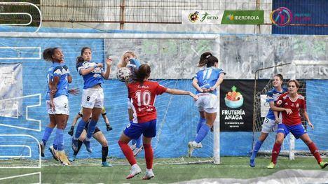 El Alhama CF ElPozo se viene de vacío de Tenerife (1-0)