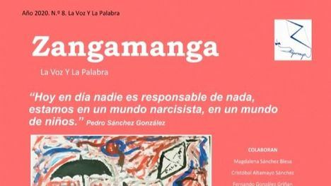 La voz y la palabra, nueva revista de Zangamanga