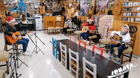 VÍDEO Los músicos de Sonata ofrecen on line el tradicional Aguilando