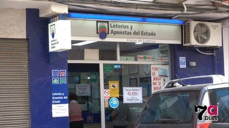 Alazar de Loterías da un premio de 27.000 euros de la Primitiva