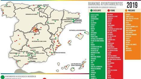 Alhama destaca a nivel nacional en inversión en Asuntos Sociales