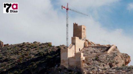 Alhama pedirá a la Región que participe en el proyecto del Castillo