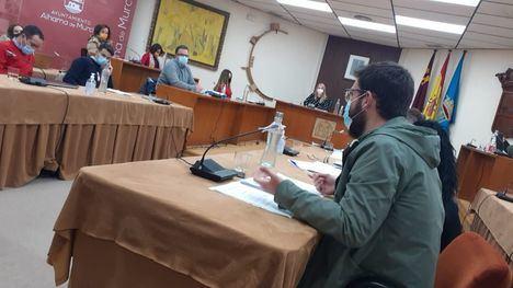El PSOE destaca la carretera RM-515 en el último Pleno de 2020