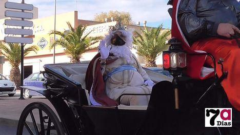 V/F Los Reyes Magos esperan a los niños de Alhama en seis parques