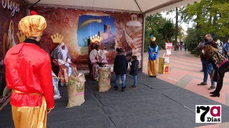 V/F Los Reyes Magos, la ilusión de los pequeños de la casa